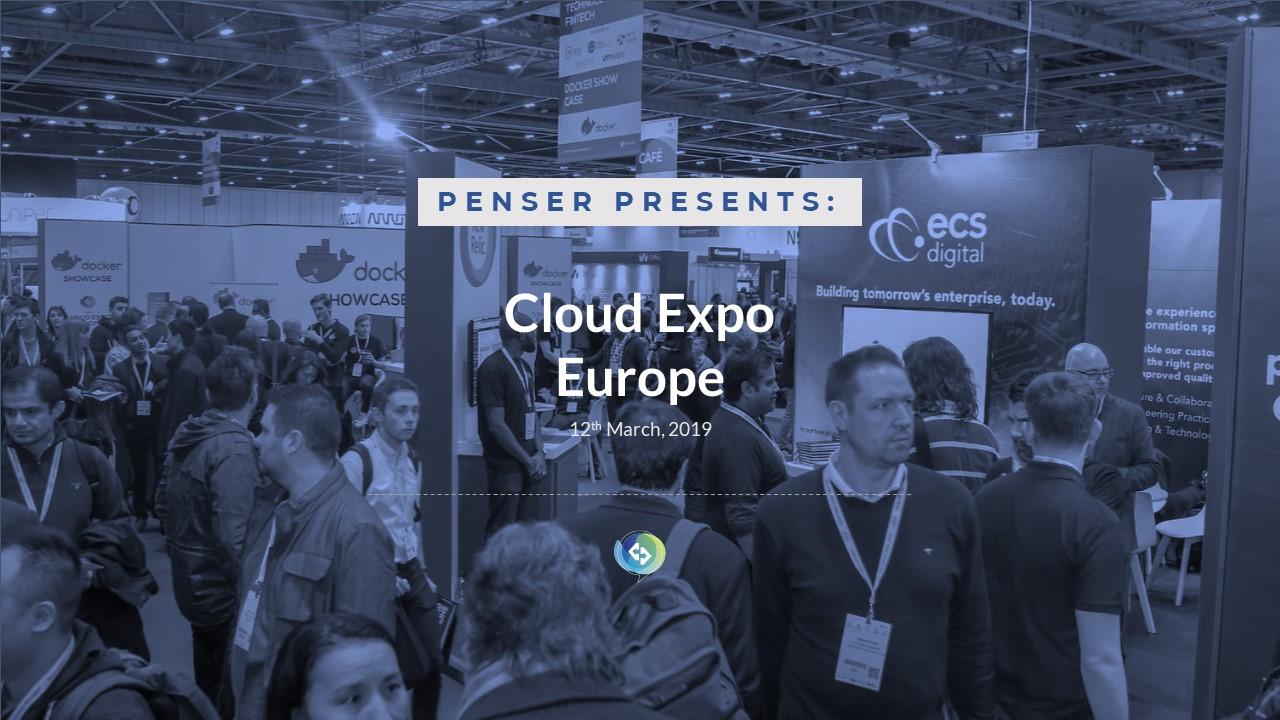 penser-presents:-cloud-expo-europe