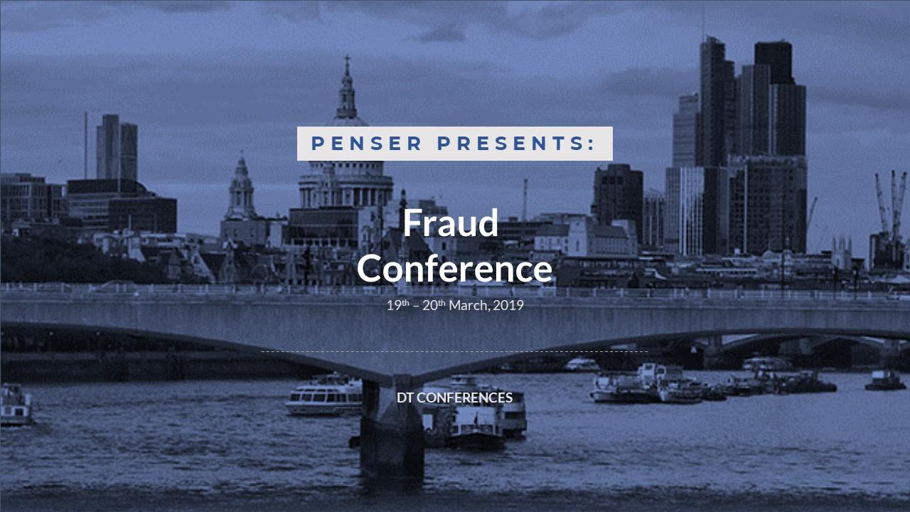 penser-presents:-fraud-conference-uk