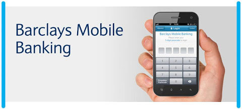 barclays mobile app