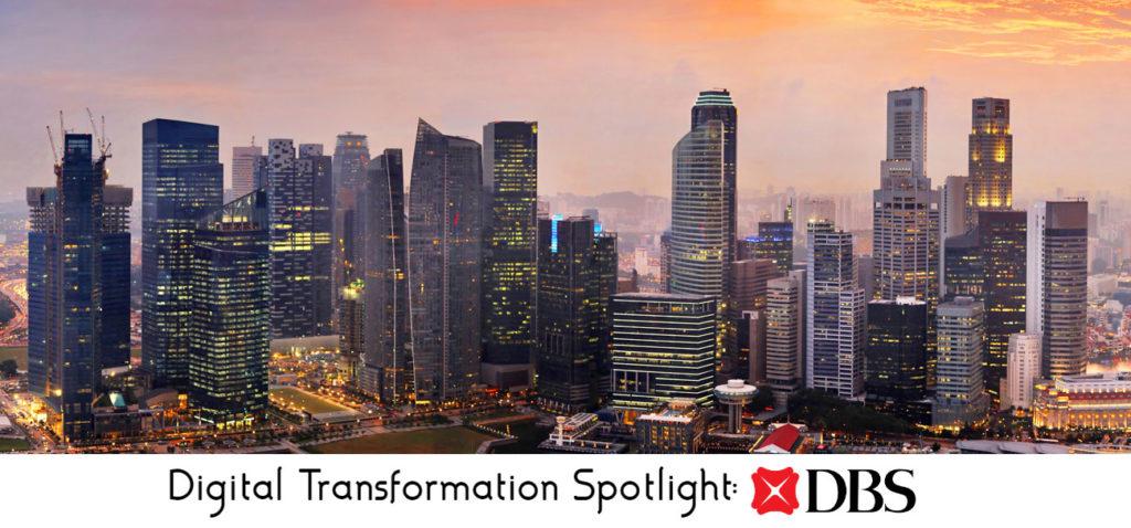 digital transformation spotlight dbs