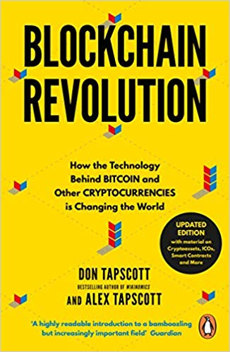 Blockchain Revolution by the Tapscotts is a well-researched book about the technology that drives cryptocurrencies and more