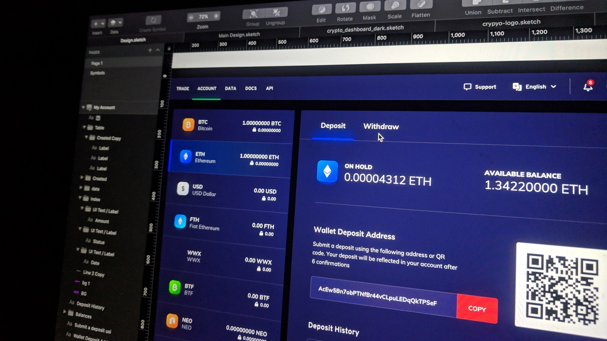 cryptocurrency wallet store them somewhere safe