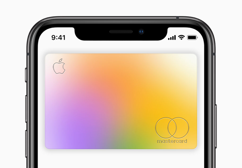 Apple Card interest Penser