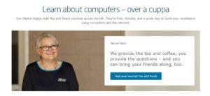 Barclays digital eagles