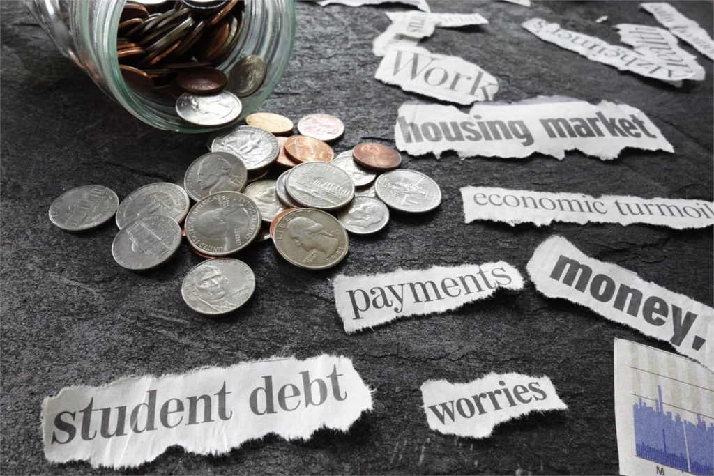 Financial insecurity has a significant worsening effect on mental health