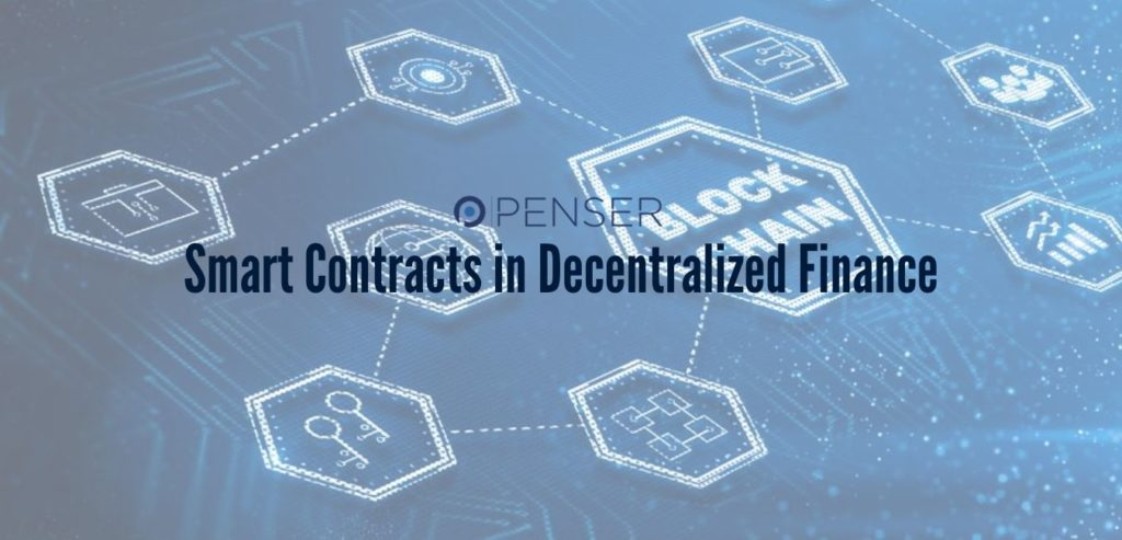 Smart Contracts in Decentralized Finance