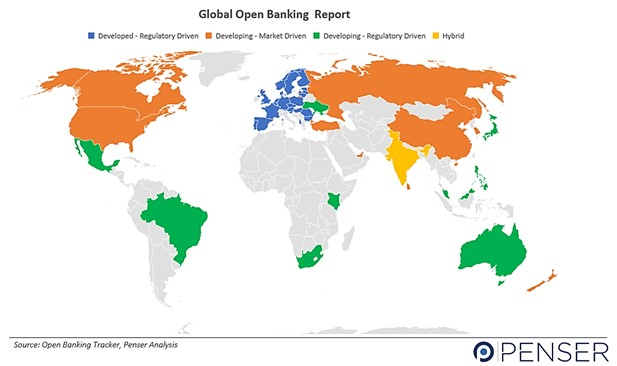 Open Banking Across the World