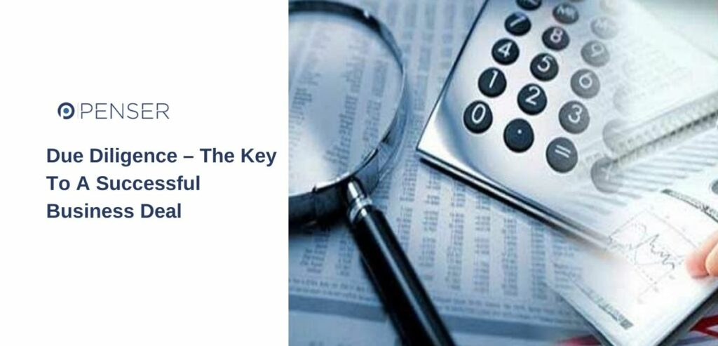 due-diligence-–-the-key-to-a-successful-business-deal